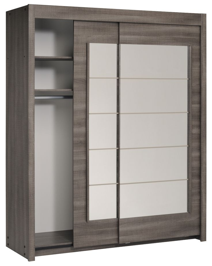 armoire porte coulissante miroir ikea maison design. Black Bedroom Furniture Sets. Home Design Ideas