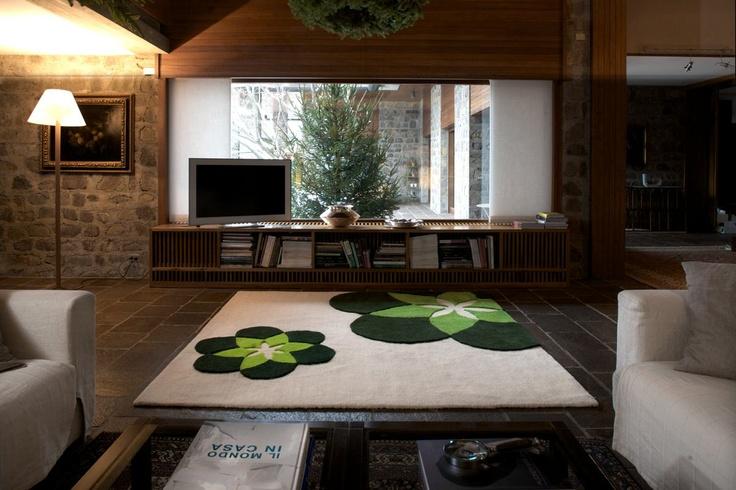 Tapêt - rug by L'Arte di Penelope, design by Karn