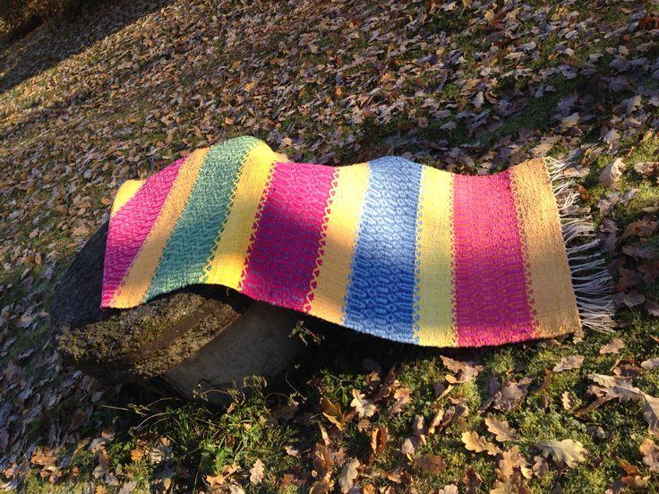 Räsymatto / rag rug Made by Roosa Rönn