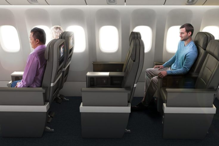 Why In-Flight Entertainment Screens May Persist and 5 Other Aviation Trends This Week  American Airlines' premium economy. Earlier this year American Airlines announced that it will accept new Boeing 737 Max aircraft without in-seat screens. American Airlines  Skift Take: This week in aviation we focused on tech in the cabin. In-flight entertainment systems somehow persist in the age of personal tablets. Meanwhile United finally commits to speeding up Wi-Fi.   Sarah Enelow  Throughout the…