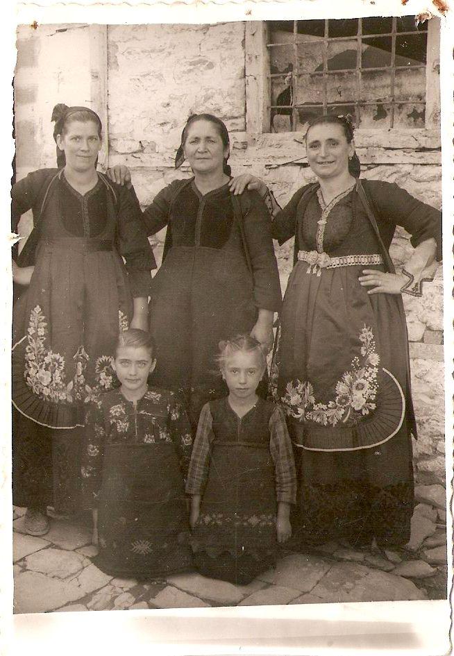 Μέτσοβο 1950. www.metsovomuseum.gr