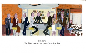 Bar Mark illustration by Jean-Philippe Delhomme