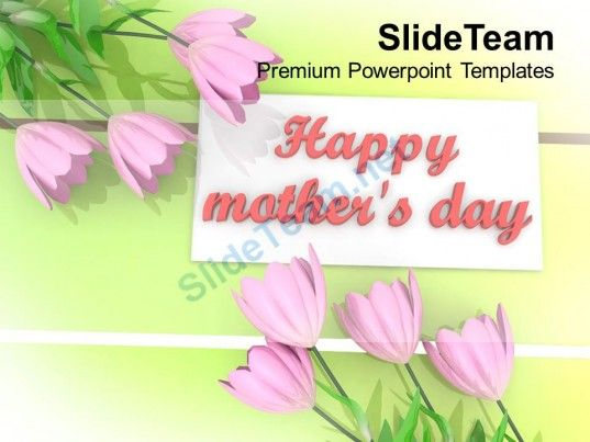75 best baby powerpoint templates themes backgrounds images on pink flowers with message happy mothers day powerpoint templates ppt themes and graphics 0513 powerpoint toneelgroepblik Image collections