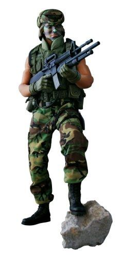 Predator: Sonny Landham as Billy Sole Figure