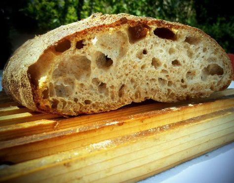 A DAGASZTÁS NÉLKÜLI házi kenyér hat esztendővel ezelőtt, 2006-ban kezdte meg diadalútját. A kenyér és kenyérsütés népszerűségét is jelzi, hogy a dagasztás nélküli kenyér viharos gyorsasággal hódította meg a világot. Én is kip...