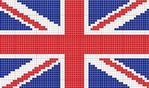 Free Union Jack Flag pattern