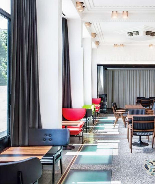 8 best hotel molitor paris images on pinterest paris for The molitor hotel