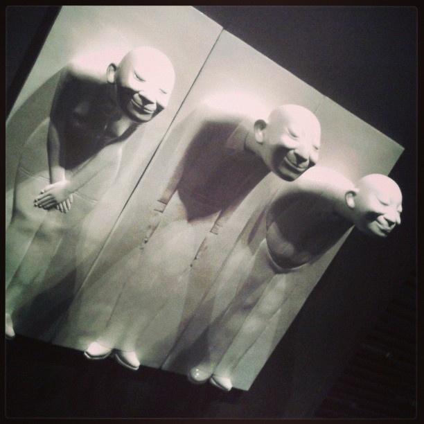 by Gao Xiaowu (b1976; Sanming, Fujian; lives and works in Beijing) http://www.whiterabbitcollection.org/artists/gao-xiaowu/