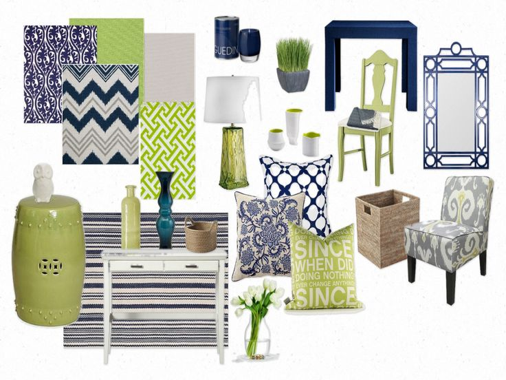 Duck Shoes Navy And Lime Navy Blue And Lime Green Living Room . Part 58