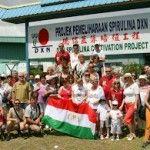 Magyar csapat a DXN farmon http://bea.ganodermakave.hu/uzleti_lehetoseg