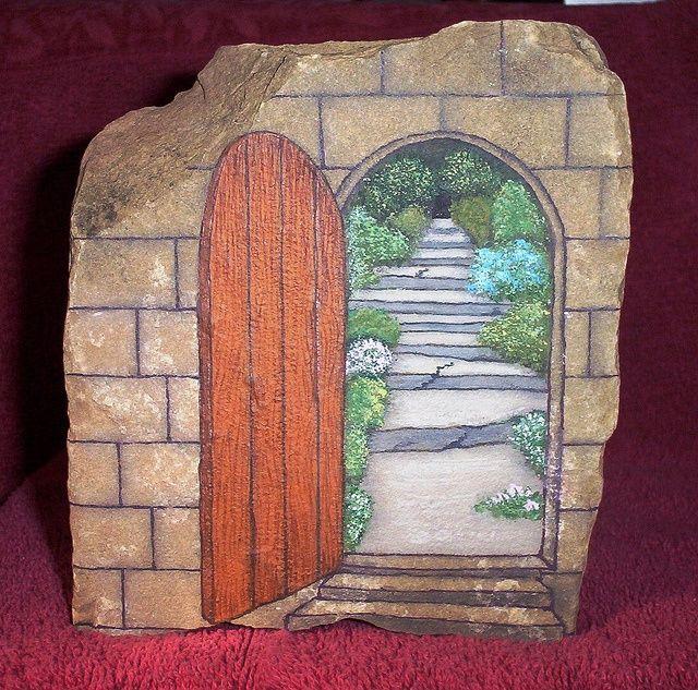 33 best images about fairy garden ideals on pinterest for Secret fairy doors by blingderella