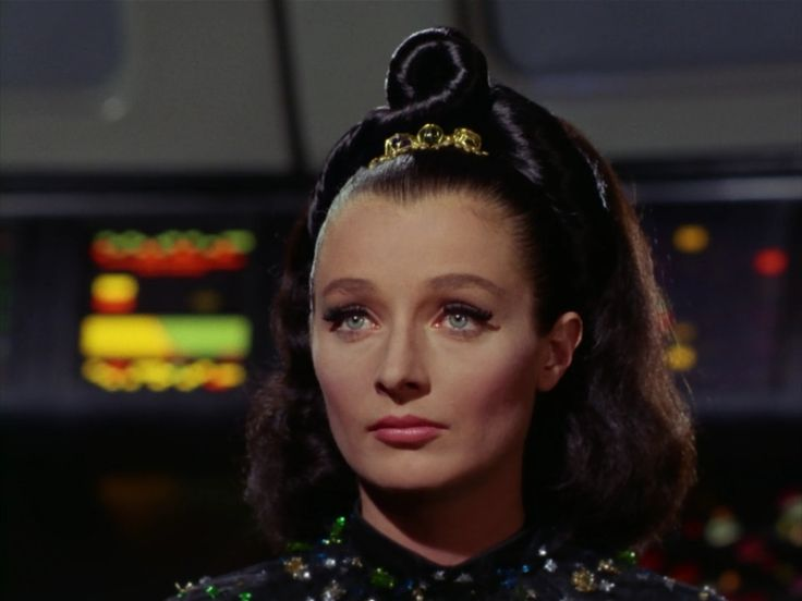 "Star Trek 3 x 5 ""Is There No Truth In Beauty ?"" Diana Muldaur as Dr Miranda Jones"