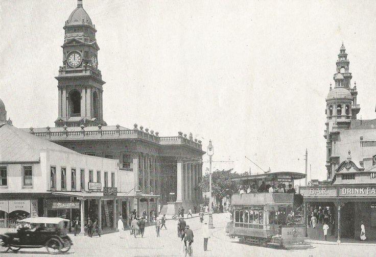 Gardiner Street, Durban. ca. 1920