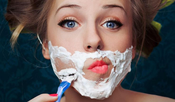 Everything you Need to Know About Shaving your Face as a Woman