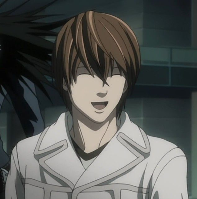 📓LightYagami | Death note light, Light yagami, Death note