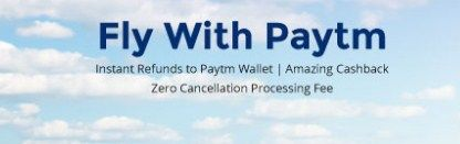 Get Flat Rs 1000 cashback on International Flight bookings  Paytm