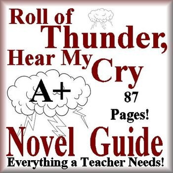 an analysis of roll of thunder hear my cry novel by mildred d taylor Free summary and analysis of the events in mildred d taylor's roll of thunder,  hear my cry that won't make you snore we promise.