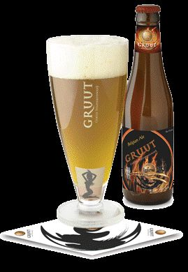 Gruut Inferno Inferno: A delicate ale with an intense flavour. It's golden color and unique flavor makes it popular wit hall ages. Ultimate serving temperature: 8° - 9° Bottle: 33cl   Keg: 20L – 50L   Alc. 9% by vol.   Product of Belgium (Ghent)