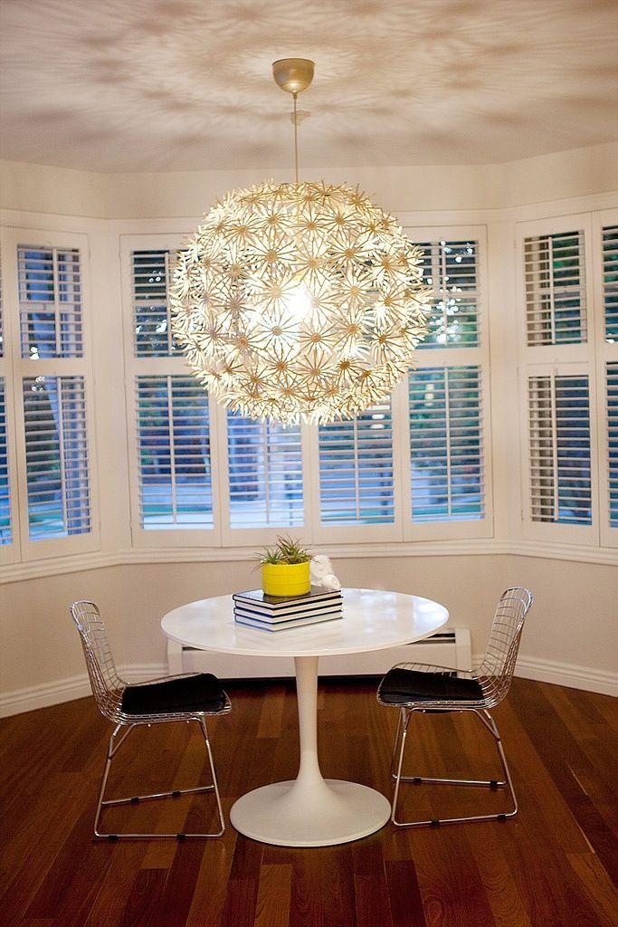Ikea Maskros Pendant Lamp Dining Room, Dining Room Lighting Ikea