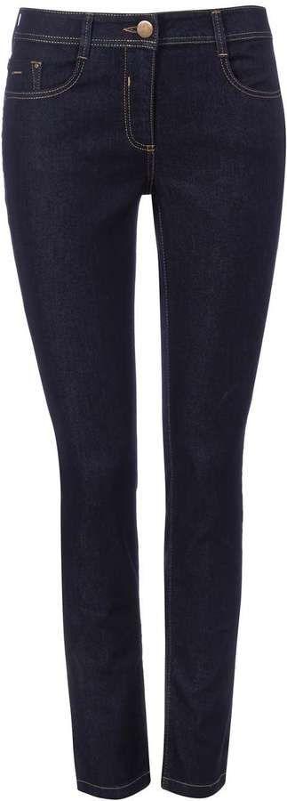 Petite Indigo Skinny Leg Jean