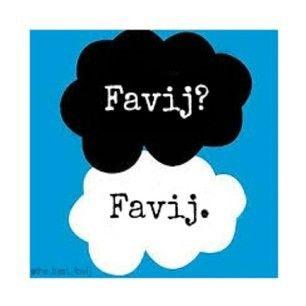 Favij? Favij.