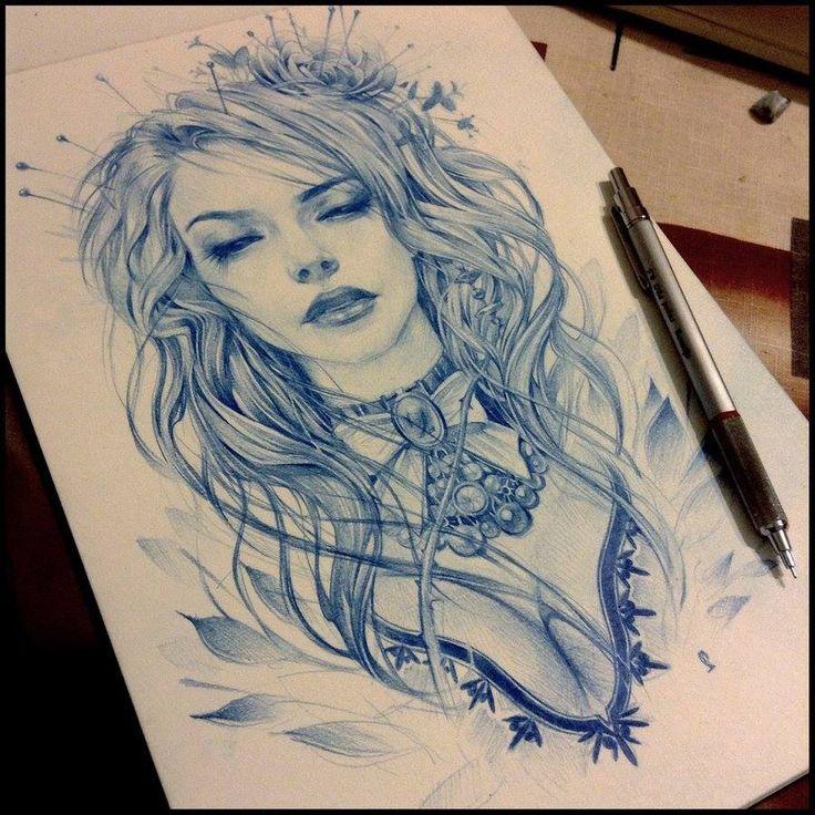 Beautiful art drawings