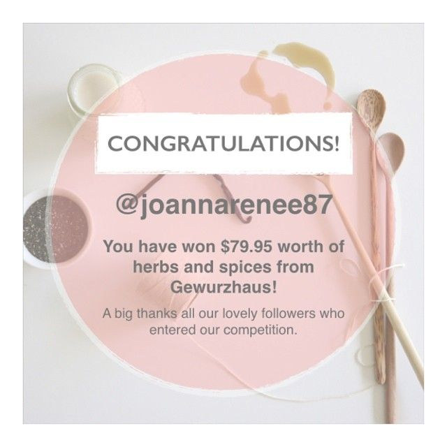 Congratulations @joannarenee87  Please email info@luxtonclinic.com.au to claim your prize!