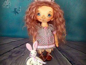 Dolls & Toys. DIY. Livemaster - handmade