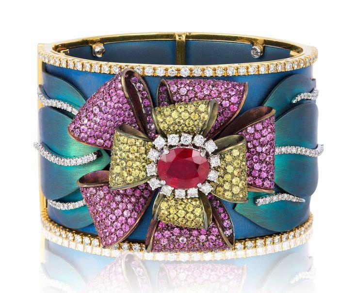 Andreoli titanium cuff bracelet #BrittsPick | JCK On Your Market