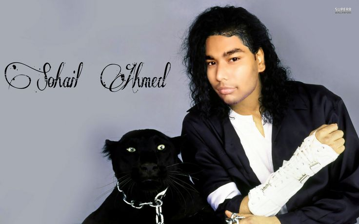 Sohail Ahmed No.1 Michael jackson Tribute  Artist #sohailahmed #no.1michaeljacksontributeartist