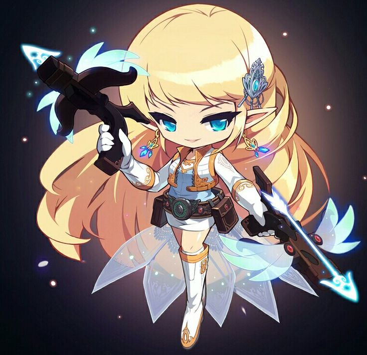 Maple Story - Mercedes