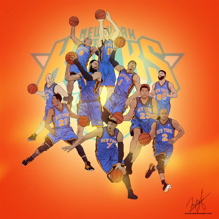 New York Knicks: Nyc Artists, Knicks Forever, Knicks Archives, Ny Knicki, Knicks Accessories, 2013 New York Knicks Jpg, Artists Marko, Ny Knicks, Knicks 2013