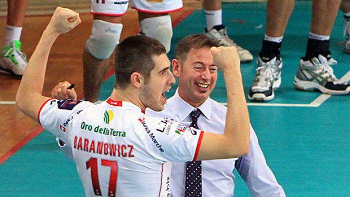 #Volley, Champions League: Macerata travolge Piacenza, Trento ok