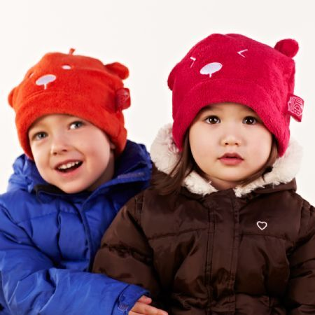 Lug Kids Cub Cap Agent Turnberry - When it gets chilly, these caps have got you covered!