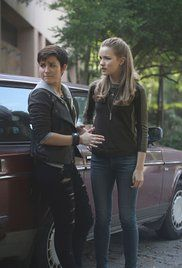 Scream Season 1 Ep 4. Emma gets a mysterious message which leads her and Audrey in search of answers.