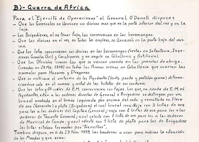 MINIATURAS MILITARES POR ALFONS CÀNOVAS: EVOLUCIÓN ( Nº 3 ) DE LAS DIVISAS  EN LAS ARMAS DE...