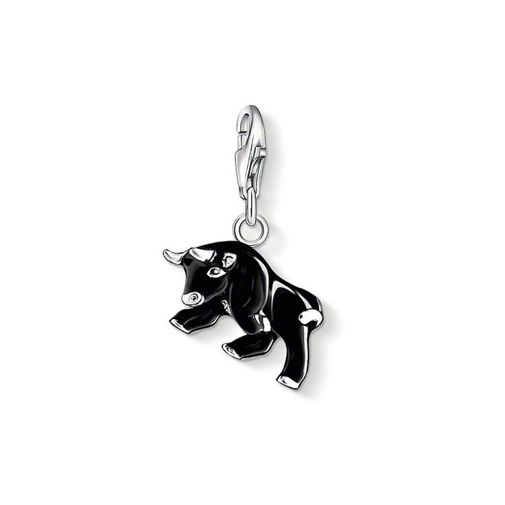 Charm bull – 0978 – Charm Club – THOMAS SABO (e.g the bull charm I wanted when we were on holiday in Spain in 2013)