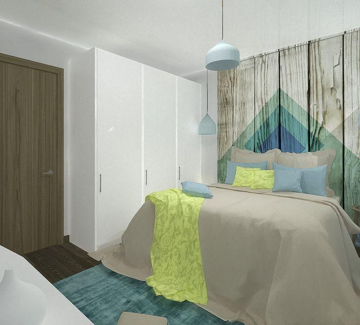 Apartament turcoaz | Aurelia Filip – Design Savvy
