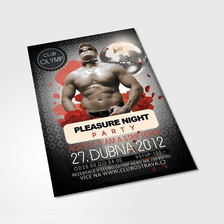 Poster | Club Ostrava | Ostrava 2012
