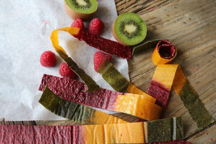Läckra frukt- och bärklubbor