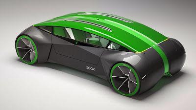 Zoox Reveal Autonomous Bi-directional Electric Vehicle Concept