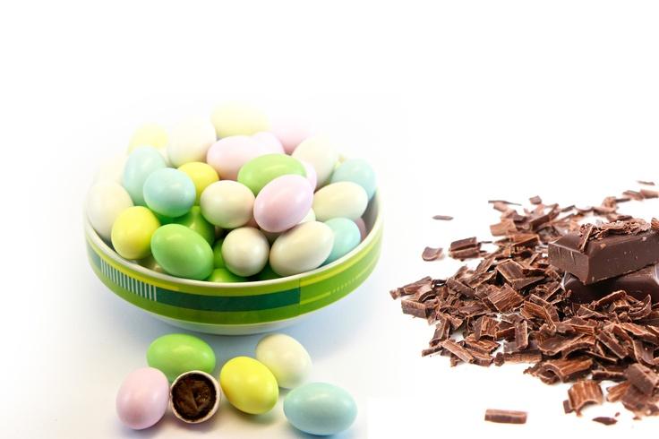 Ovetti al cioccolato! Buonissimi