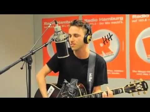 Clueso-Cello (live bei Radio Hamburg)