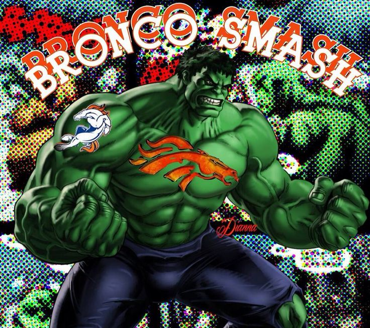 Who is your favorite Broncos smasher???