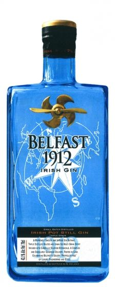Belfast 1912 Cask Gin