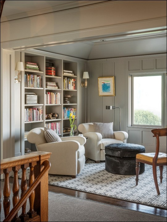 107 best Bibliothèques images on Pinterest   Bookshelves ...