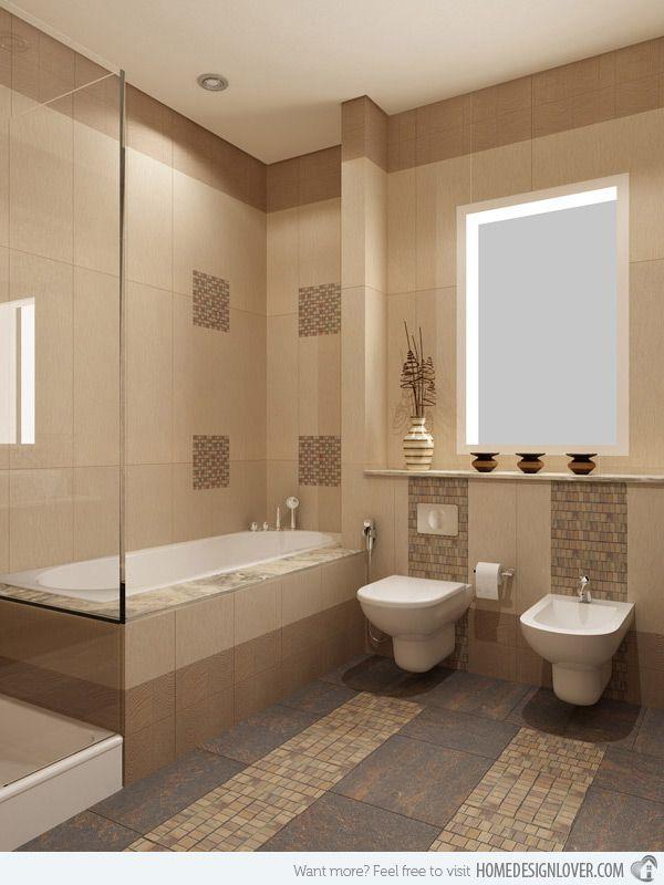16 beige and cream bathroom design ideas my beautiful bathroom rh pinterest com