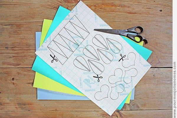 pour mes jolis mômes, mais pas que...: Happy DIY !papier vinyle autocollant dans imprimante