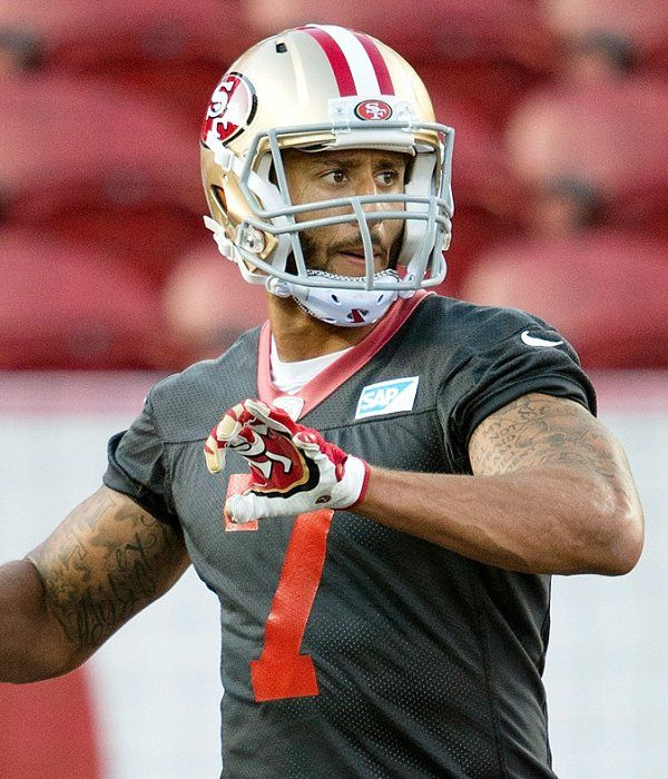 Kaepernick should show up on Monday, but not for Mike Florio's reasons