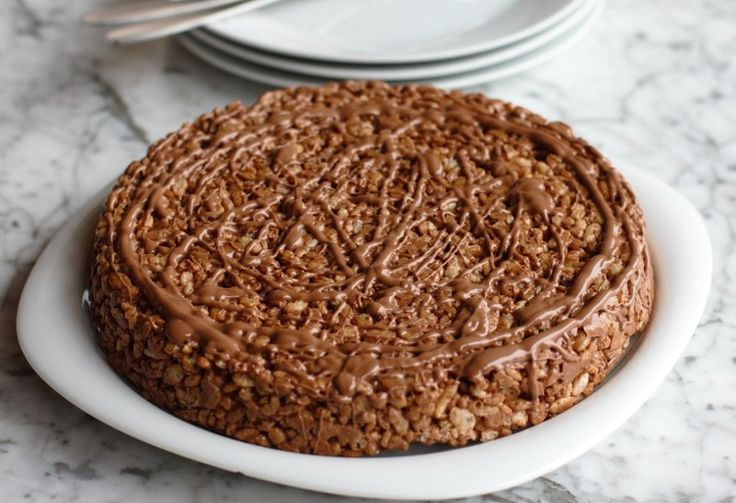Торт Марс без выпечки